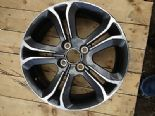 2010 PEUGEOT RCZ 3008 508 4008 GENUINE 16'' 5 TWIN SPOKE ALLOY WHEEL 9673773677
